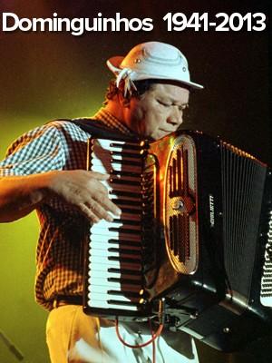 Músico Dominguinhos morreu nesta terça-feira em  SP.