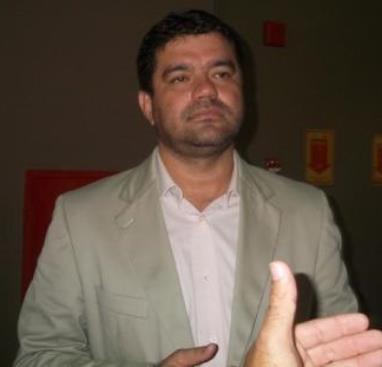 Ex-prefeito de Itapecuru Júnior Marreca.