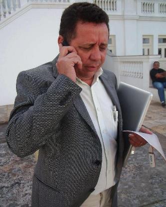 Sérgio Macedo: o negócio dele é perseguir.