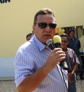 Prefeito reeleito da cidade de Carutapera, Amin Barbosa Quemel