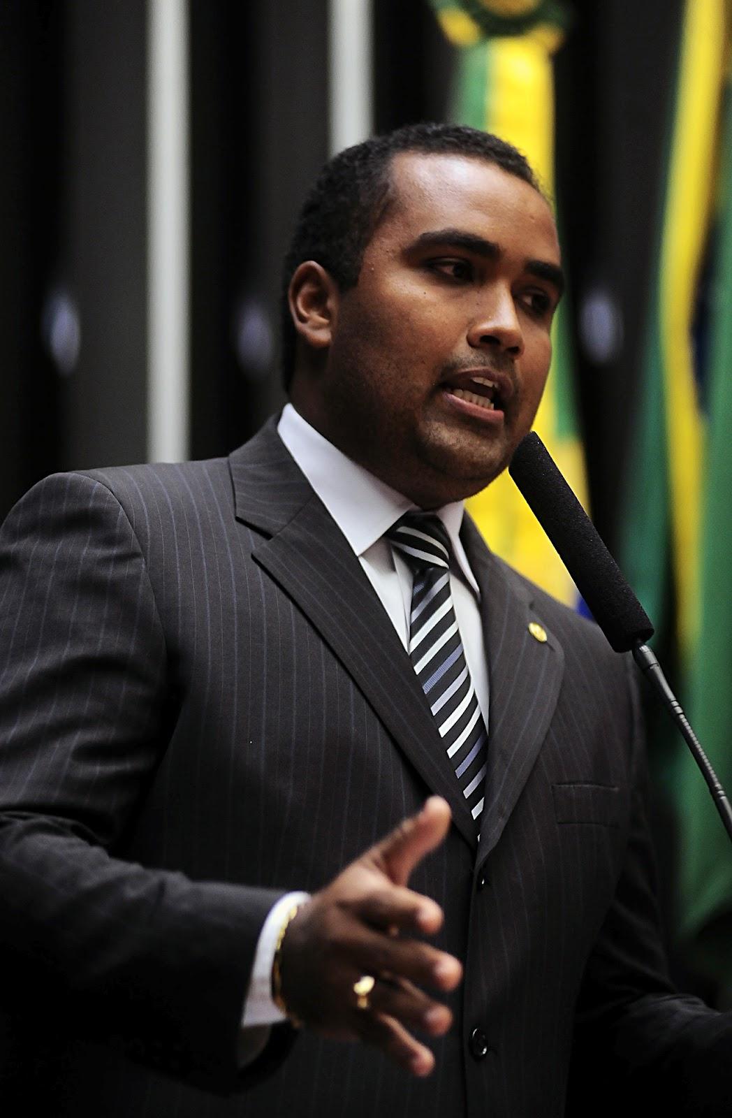 Deputado federal Alberto Filho.