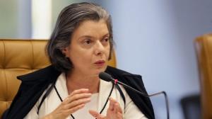 Ministra Carmen Lúcia, presidente do TSE (Carlos Humberto)