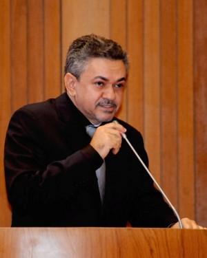 Deputado Antonio Pereira.