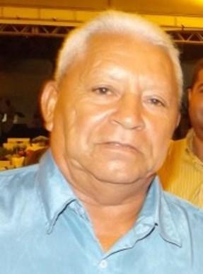 Ex-prefeito de Cachoeira Grande, Francisco Barbosa dos Santos.