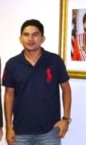 Prefeito de Matinha Beto Pixuta.
