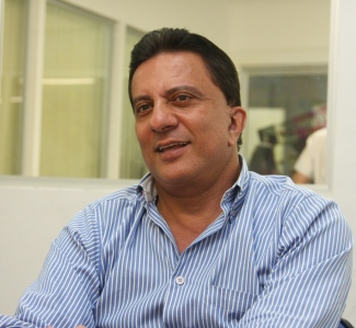 Tadeu Palácio, ex-prefeito de São Luís.