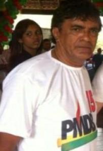 Júnior Franco, prefeito de Cururupu.