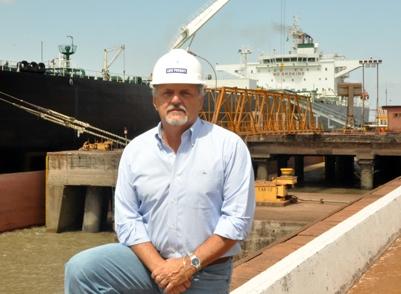 Luiz Carlos Fossati, presidente da Emap,