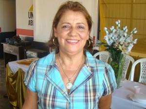 A ex-prefeita Maria Arlene Barros Costa