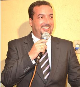 Delmar Sobrinho, prefeito de Nova Olinda.
