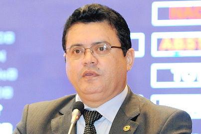 Deputado Rigo Teles (PV).