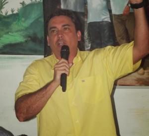 Ex-prefeito Eduardo Dominici