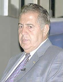 Ex-senador Mauro Fecury.