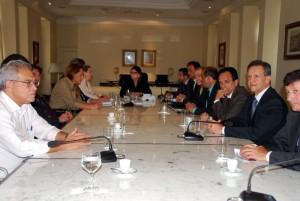 Precariedade do sistema prisional foi debatida em reunião