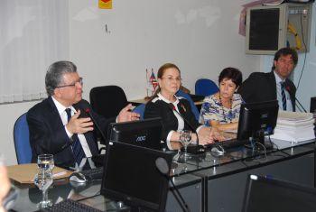 Reunião tratou de aspectos do sistema prisional e segurança pública