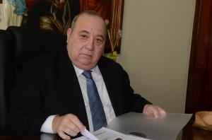 Guerreiro Júnior diz que a meta da presidência é encerrar o ano com todo o débito quitado. (Foto: Ribamar Pinheiro)