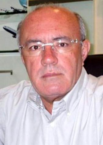 Empresário Marcos Regadas.