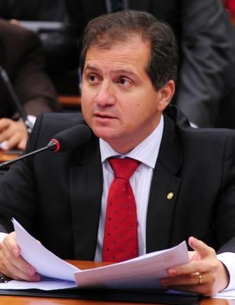 O LÍDER: O deputado federal maranhense Simplício Araújo, que preside o Solidariedade no Maranhão. Foto: Divulgação / Agência Câmara.