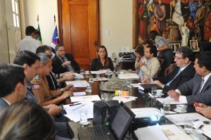 As instituições voltarão a se reunir no dia 11 deste mês (Foto: Ribamar Pinheiro)