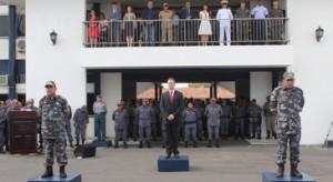 Novo Comandante Geral da Polícia Militar do Maranhão recebeu posse na manhã desta segunda-feira, 18