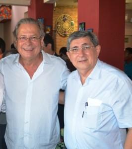 Zé Dirceu e seu amigo do Maranhão
