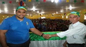 Prefeito Rafael e seu vice, Raimundo Camilo conseguem retornar ao poder por enquanto.