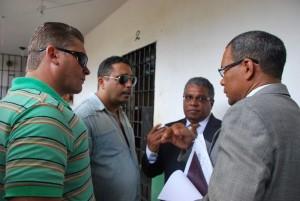 Promotores de Execuções Penais discutem sobre as condições da CCPJ do Anil