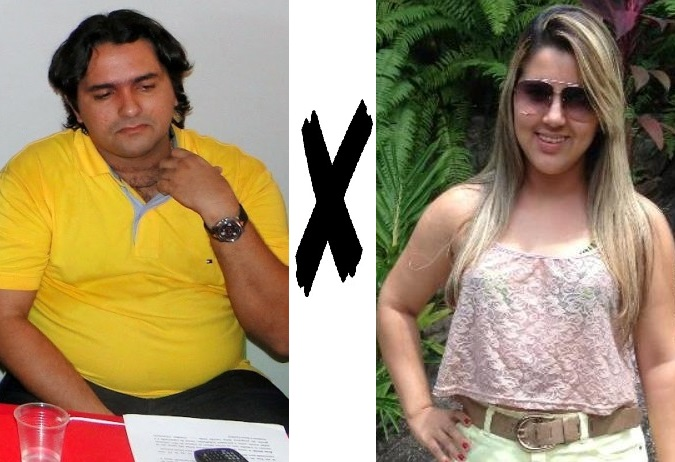 Prefeito-Júnior-Lourenço-e-a-jovem-Tarcila-Bezerra1