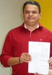 Prefeito Paulo Roberto Sousa Veloso