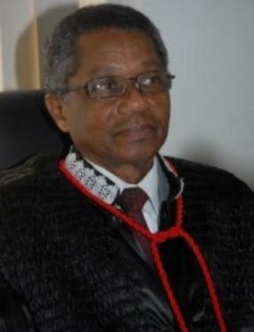 Desembargador José Bernardo Rodrigues.