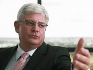 O procurador-geral da República, Rodrigo Janot Jorge