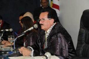 Presidente do TCE-MA, conselheiro Edmar Serra Cutrim.