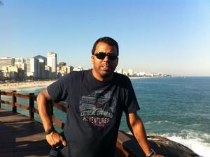 Santiago Andrade.