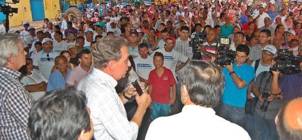 Luis Fernando em Colinas.