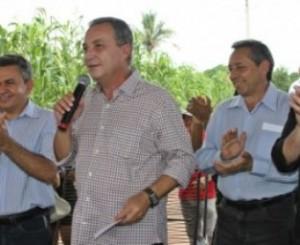 Luis Fernando em Presidente Dutra.