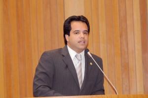 Edilázio Júnior deputado estadual.