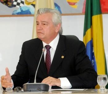 Presidente da Assembleia do Maranhão, Arnaldo Melo