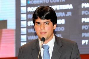 Deputado André Fufuca.