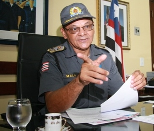 Coronel Francisco Melo.