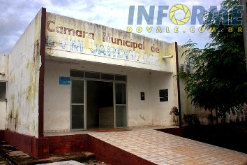 Câmara Municipal de Bom Jardim.