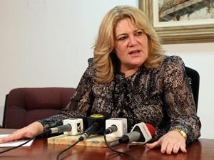 Desembargadora Ilka Esdra Silva Araújo.