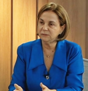Procuradora Regina Rocha.