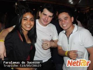 Daianny Rochelle, Sérgio Roberto e Rennefilde Garreiro