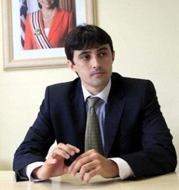 Diretor  Geral do Detran, André Campos.