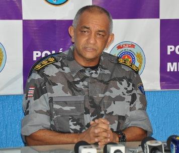 Coronel Ivaldo.
