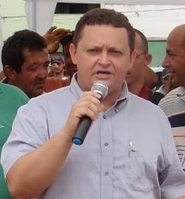 Prefeito de Esperantinópolis Raimundo Jovita