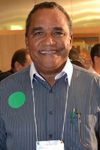 Zé Alberto Oliveira Veloso, prefeito de Bacabal.