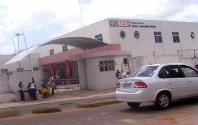 Escola Sesi.