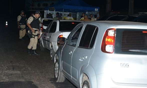 Operação Lei Seca aconteceu na área Itaqui/Bacanga.