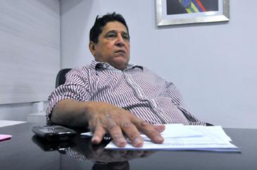 Secretário Canindé Barros